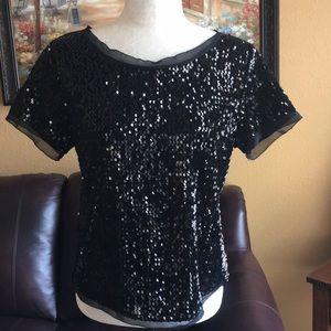 Stunning Worthington blouse size small